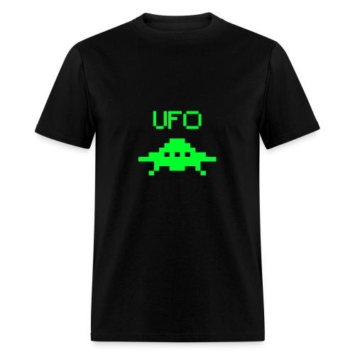 UFO Pixel - Men's T-Shirt