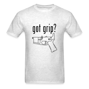 got grip? - Men's T-Shirt
