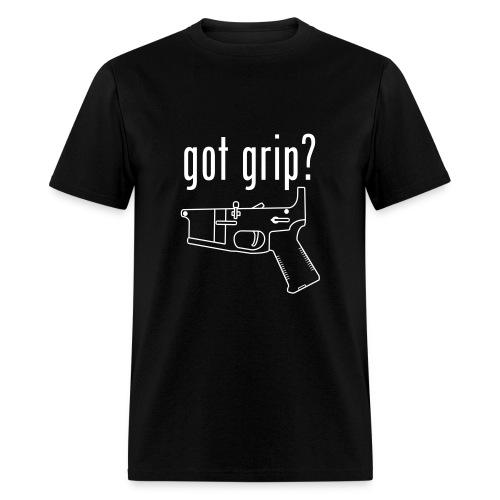 got grip? - Men's T-Shirt