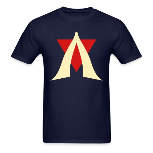 V Logo Jimmy - Men's T-Shirt