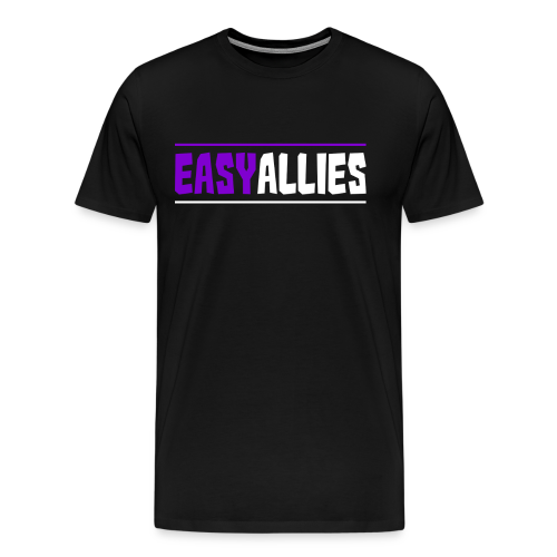 Easy Allies Spooky Shirt - Men's Premium T-Shirt