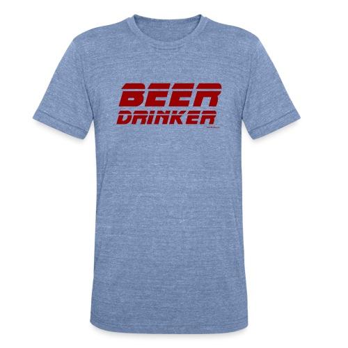 Beer Drinker Unisex Tri-Blend T-Shirt - Unisex Tri-Blend T-Shirt