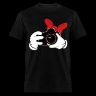 T-Shirts ~ Men's T-Shirt ~ Bow DSLR