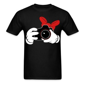 Bow DSLR - Men's T-Shirt