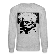 Long Sleeve Shirts ~ Crewneck Sweatshirt ~ klauscarraldo