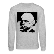 Long Sleeve Shirts ~ Men's Crewneck Sweatshirt ~ klausloveofthedamned