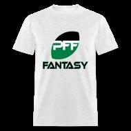 T-Shirts ~ Men's T-Shirt ~ PFF Fantasy T shirt