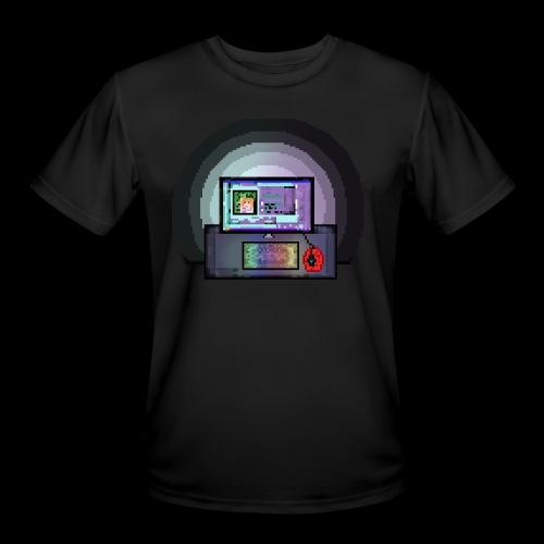 Pixel PC Shirt - Men's Moisture Wicking Performance T-Shirt