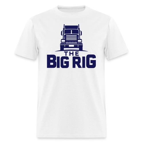 BIG RIG - Men's T-Shirt