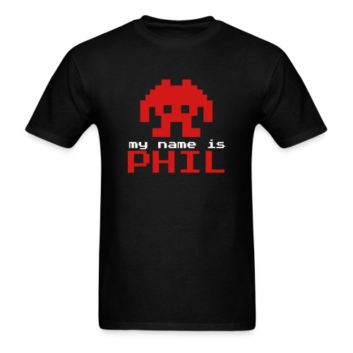 MY NAME IS PHIL - Men's T-Shirt