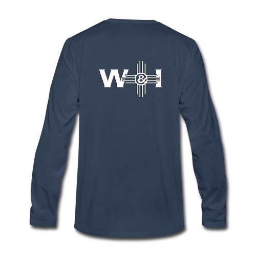 Fly Fishing New Mexico Longsleve  - Men's Premium Long Sleeve T-Shirt