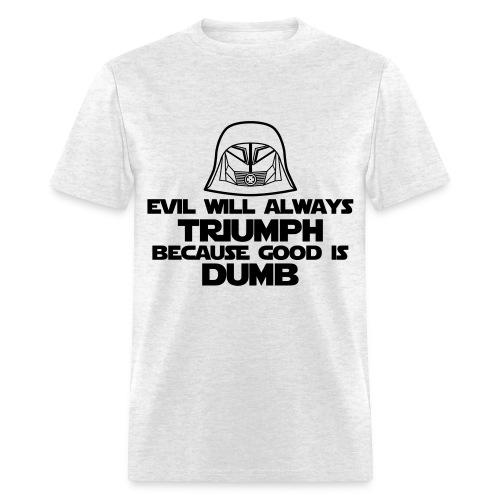 Spaceballs Dark Helmet T-Shirt - Men's T-Shirt