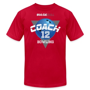 BULGEBULL BOWLING - Men's T-Shirt by American Apparel