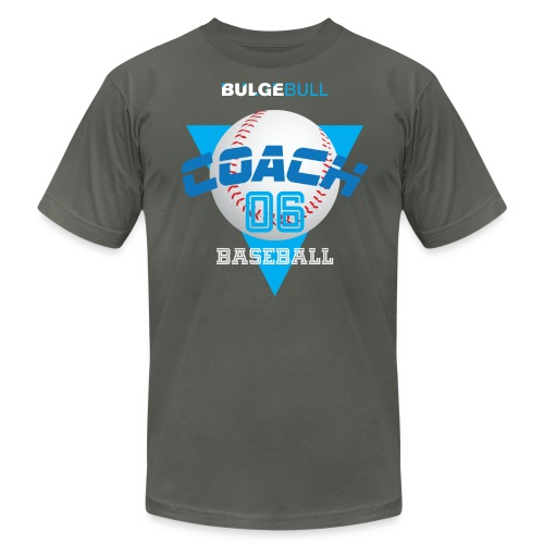 BULGEBULL BASEBALL - Men's Fine Jersey T-Shirt