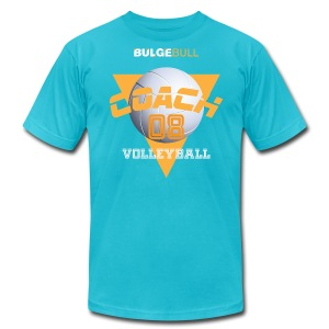 BULGEBULL VOLLEYBALL - Men's T-Shirt by American Apparel