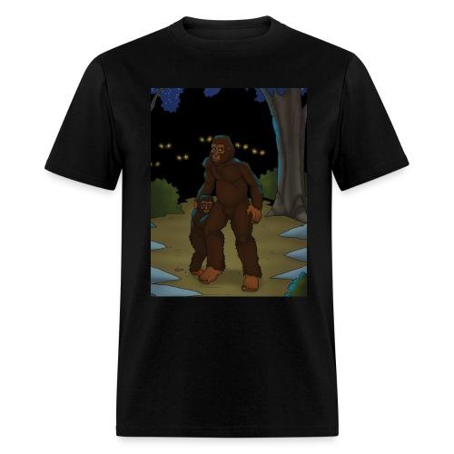 Bluff Creek #1 - Men's T-Shirt