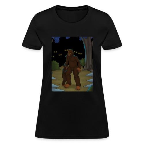 Bluff Creek #1 - Women's T-Shirt