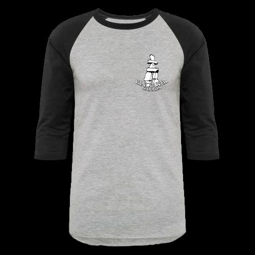 Vancouver Shirts Vancouver Canada Baseball Jersey - Baseball T-Shirt