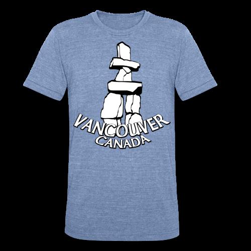 Vancouver Shirts Vancouver Canada Souvenir T-shirts - Unisex Tri-Blend T-Shirt