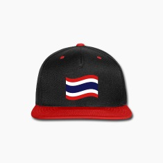 Thai Flag Wave Caps