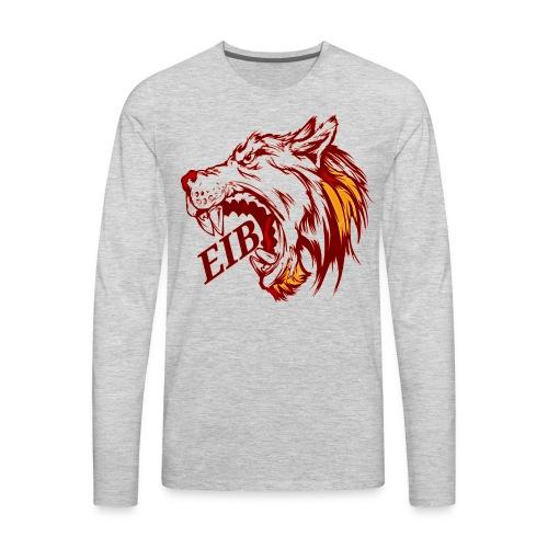EMOTIONLESS IN BROOKLYN - Men's Premium Long Sleeve T-Shirt
