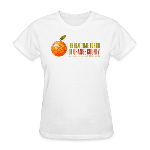 The Real Time Lords of Orange County Logo - Women's T-Shirt