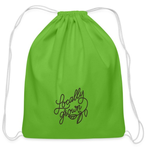 100% Cotton Drawstring Bag - Cotton Drawstring Bag