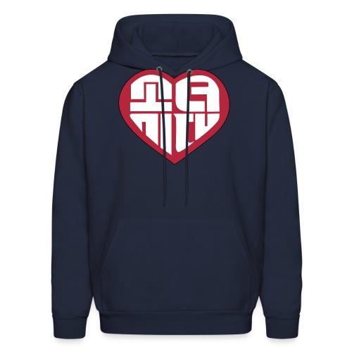 SNSD - IGAB Logo (Red) - Men's Hoodie