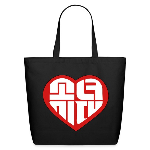 SNSD - IGAB Logo (Red) - Eco-Friendly Cotton Tote
