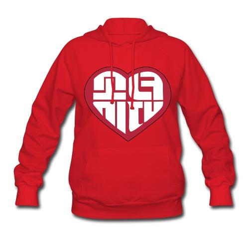 SNSD - IGAB Logo (Red) - Women's Hoodie