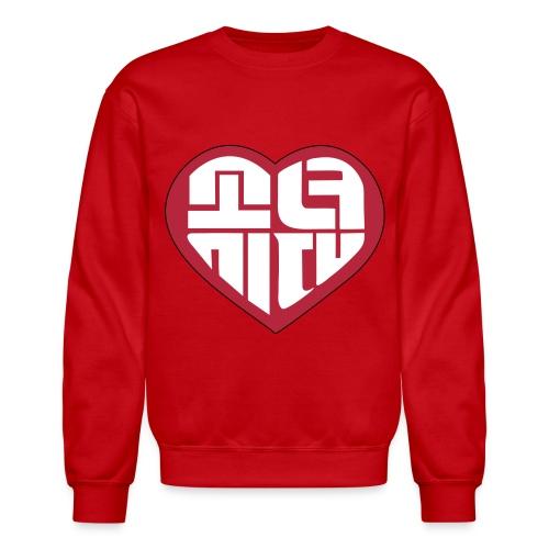 SNSD - IGAB Logo (Red) - Crewneck Sweatshirt