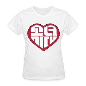 SNSD - IGAB Logo (Red) - Women's T-Shirt