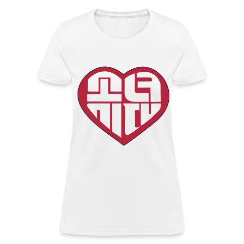 SNSD - IGAB Logo (Red) - Women's T-Shirt