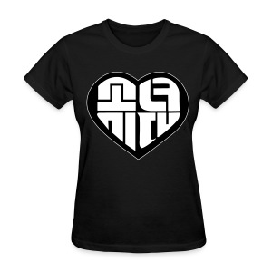SNSD - IGAB Logo (Black) - Women's T-Shirt