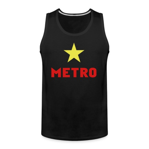 Metro Star - Men's Tank Top - Men's Premium Tank