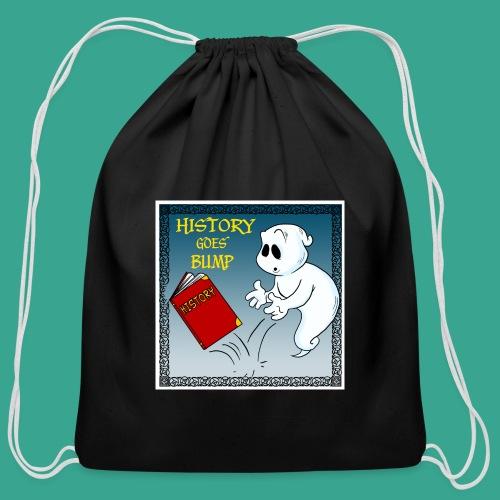 HGB Logo Cotton Sling Pack - Cotton Drawstring Bag