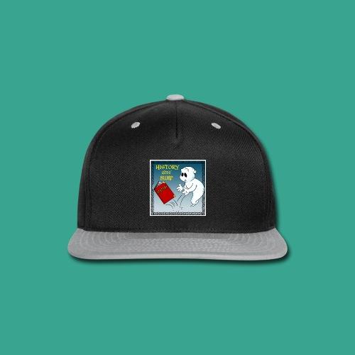 HGB Snap Back Baseball Cap - Snap-back Baseball Cap