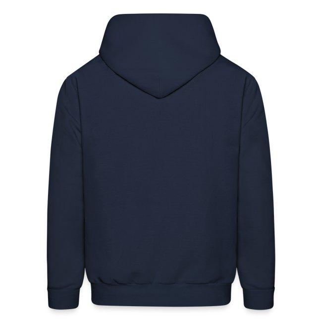 Blue Shirt on Gameday Hoodie