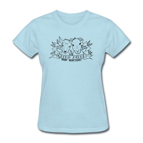 Women's T-Shirt -- Clover & Bitty - Women's T-Shirt