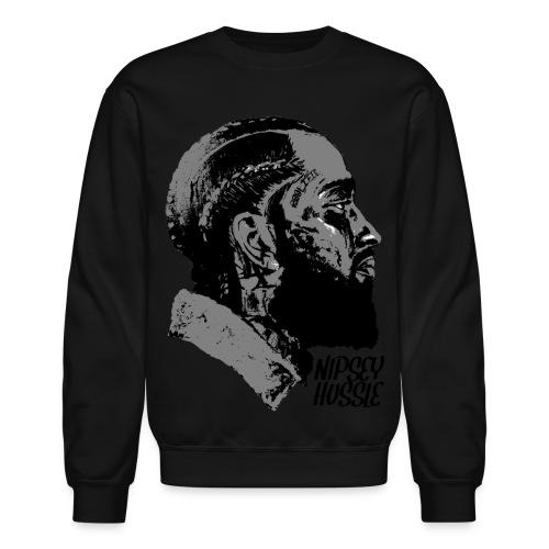R.I.P. NIPSEY HUSSLE (BLACK) - Crewneck Sweatshirt