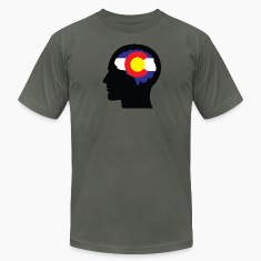 Colorado on the Mind T-Shirts