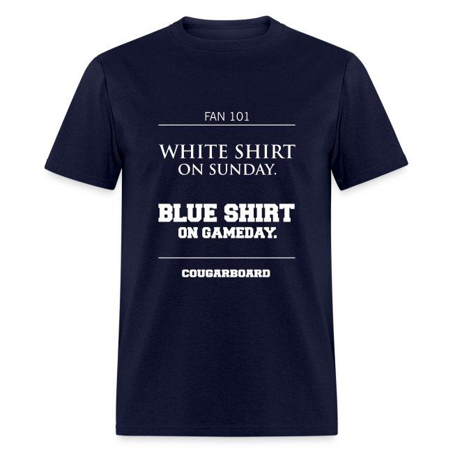Blue Shirt on Gameday T-shirt