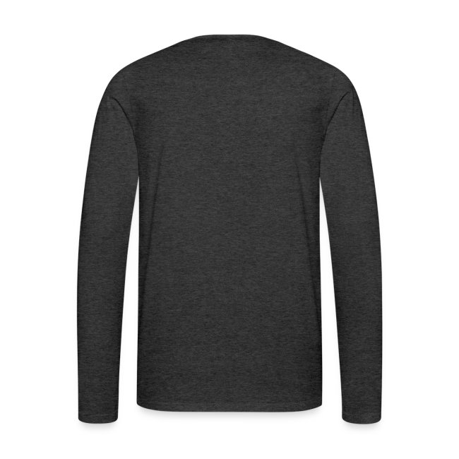 INSPIRED wht long sleeve t-shirt