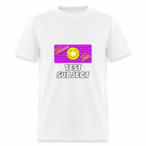 Test Subject - Men's T-Shirt