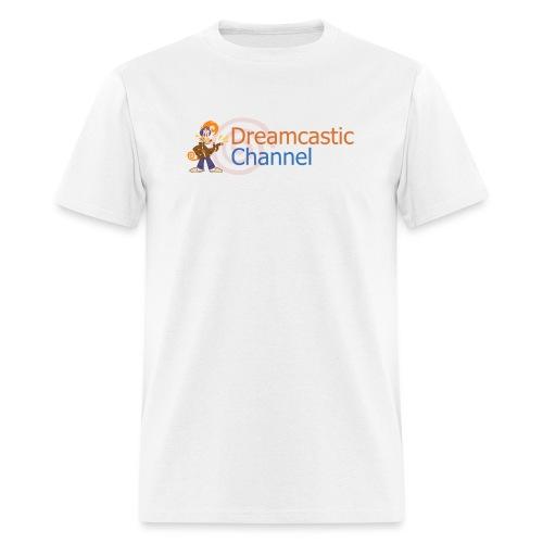 DreamcasticChannel Katana T-Shirt (Men's) - Men's T-Shirt
