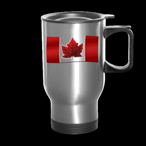 Canada Flag Travel Mugs & Souvenirs - Travel Mug