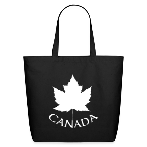 Canada Tote Bags Eco-friendly Canada Souvenir Bags - Eco-Friendly Cotton Tote