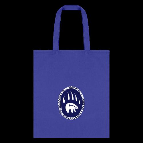 Tribal Bear Art Tote Bag - Shopping Bags - Tote Bag