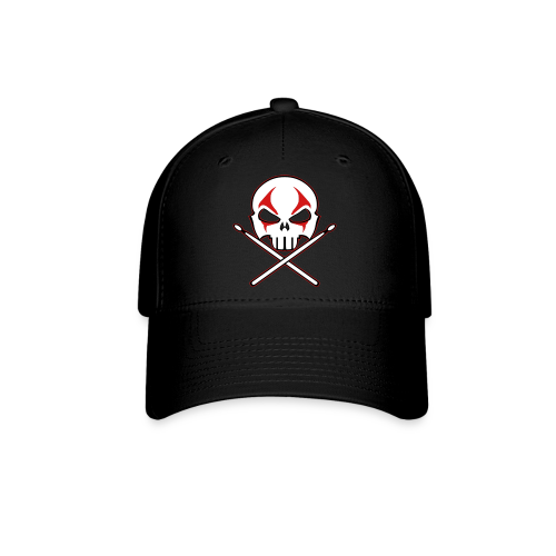 Rock and Roll Drummer Caps Death Metal Drummer Hats - Baseball Cap