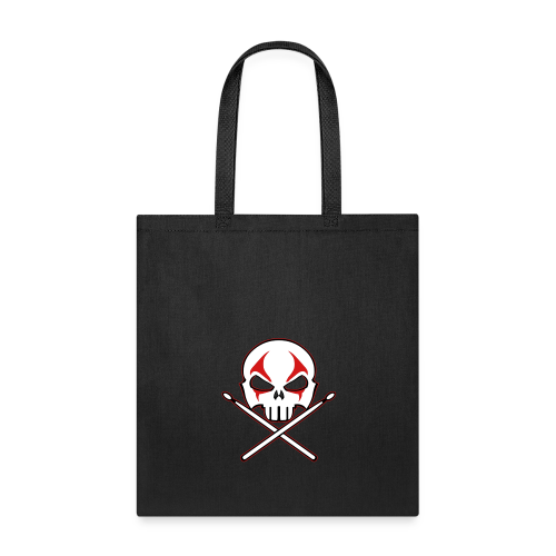 Rock and Roll Drummer Bags Heavy Metal Drummer Tote Bags - Tote Bag